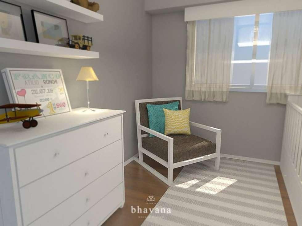 Habitación: Dormitorios infantiles de estilo moderno por Bhavana
