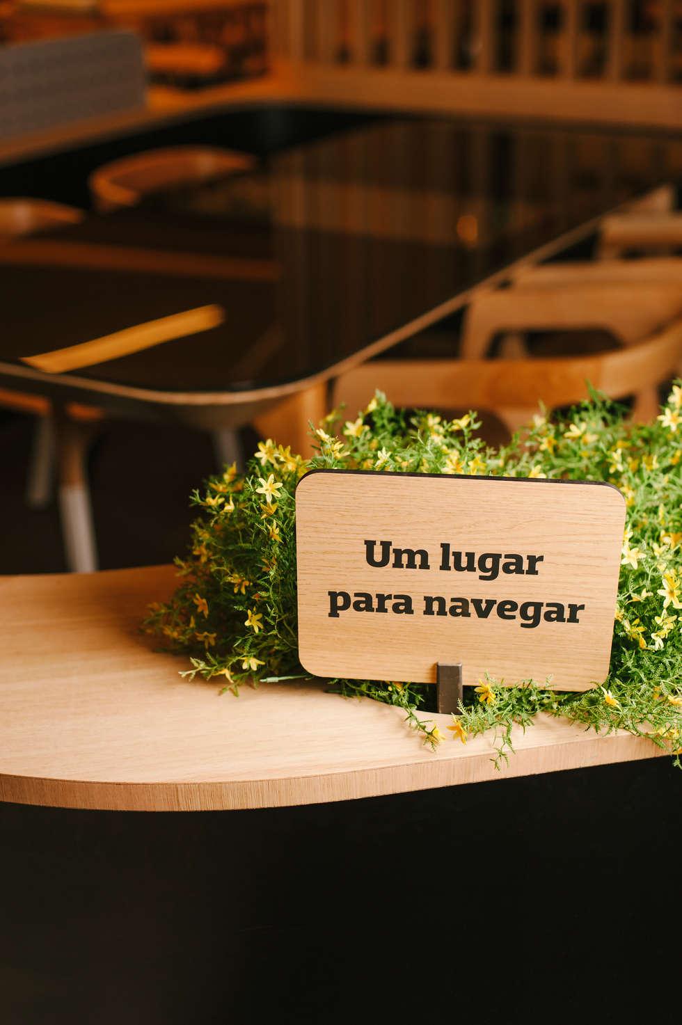Digital Experience: Centros comerciais  por Pedro Gomes Design