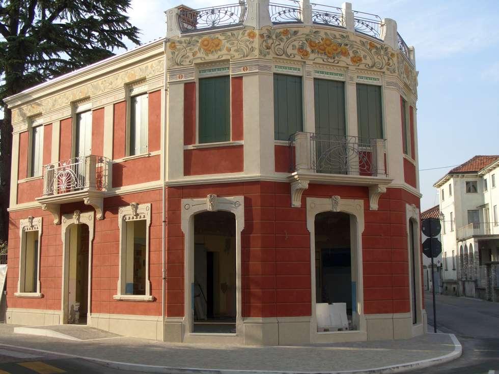 Idee arredamento casa interior design homify - Casa stile liberty ...