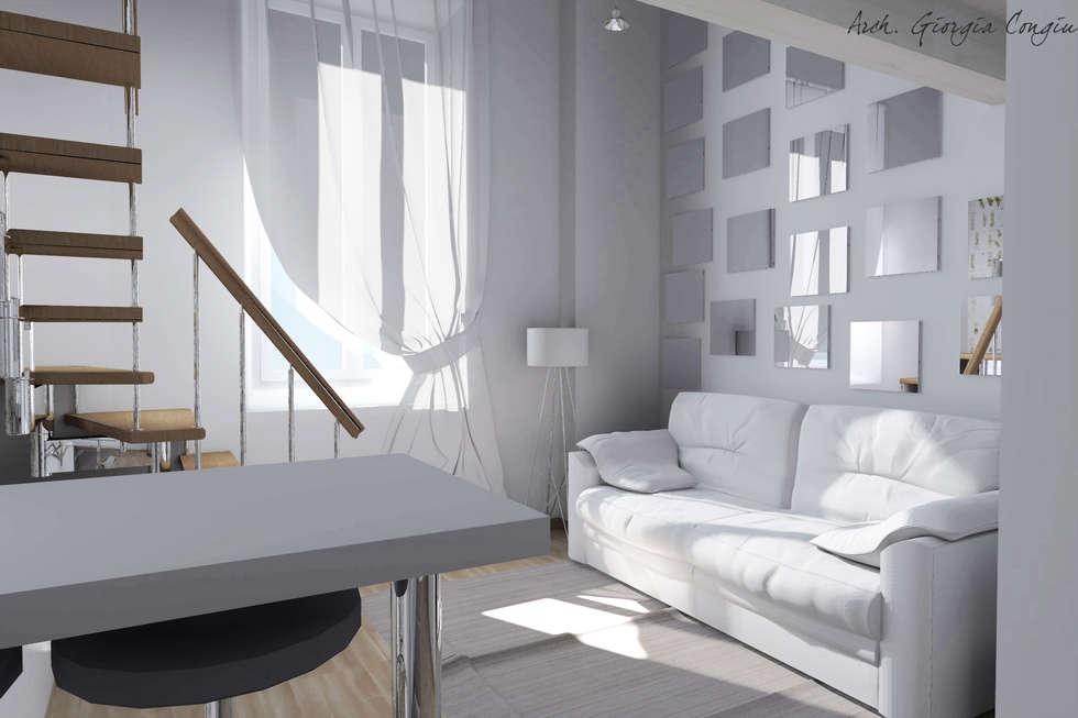 Idee arredamento casa interior design homify for Interni appartamenti moderni