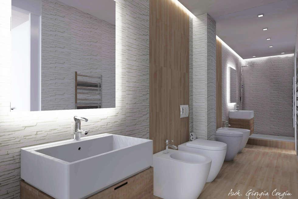 bagni » progetti bagni moderni - galleria foto delle ultime bagno ... - Progetti Di Bagni Moderni