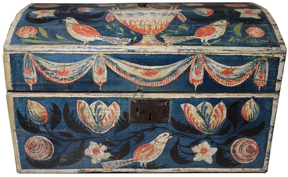 Dipingere Portagioie Di Legno : Cofanetto portagioie a due cassetti in legno massello