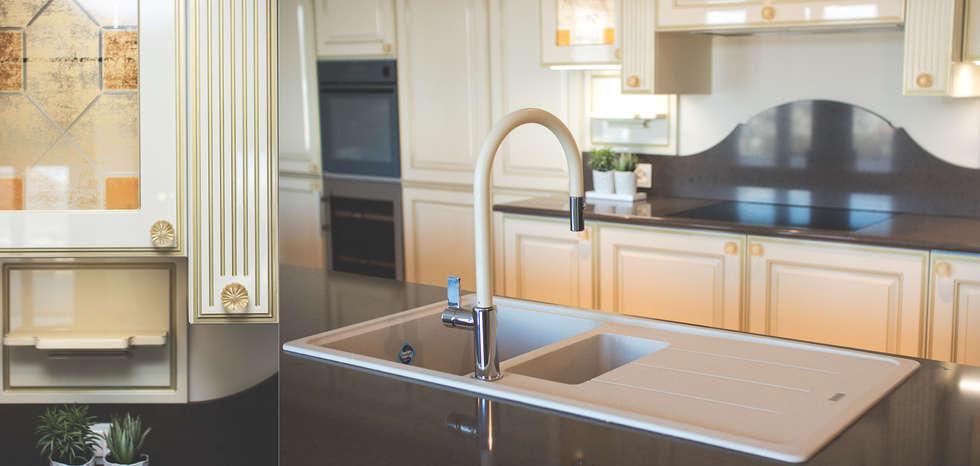 Cucina da sogno: Cucina in stile in stile Classico di MD Creative Lab - Architettura & Design