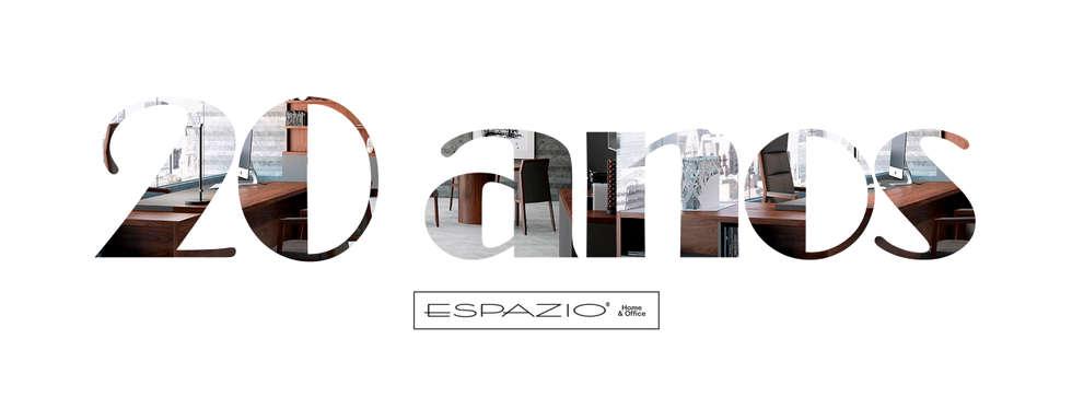 20 anos Espazio Home & Office: Escritórios e Espaços de trabalho  por Espazio - Home & Office