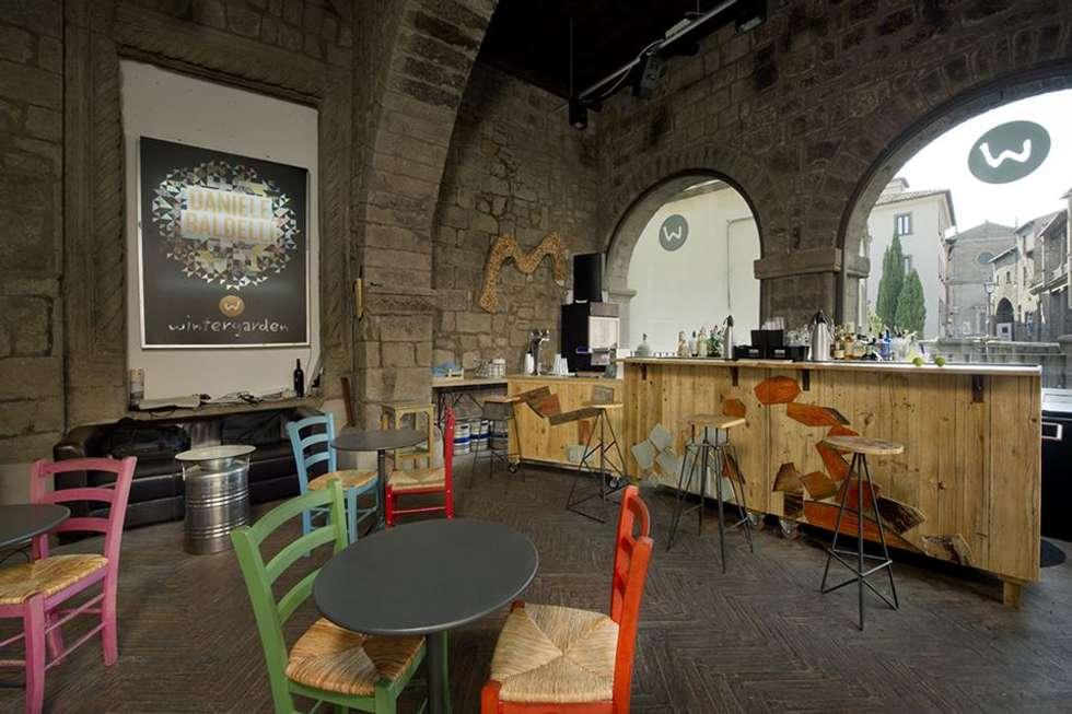 Enoteca// Ristorante  Medievale : Gastronomia in stile  di Laquercia21