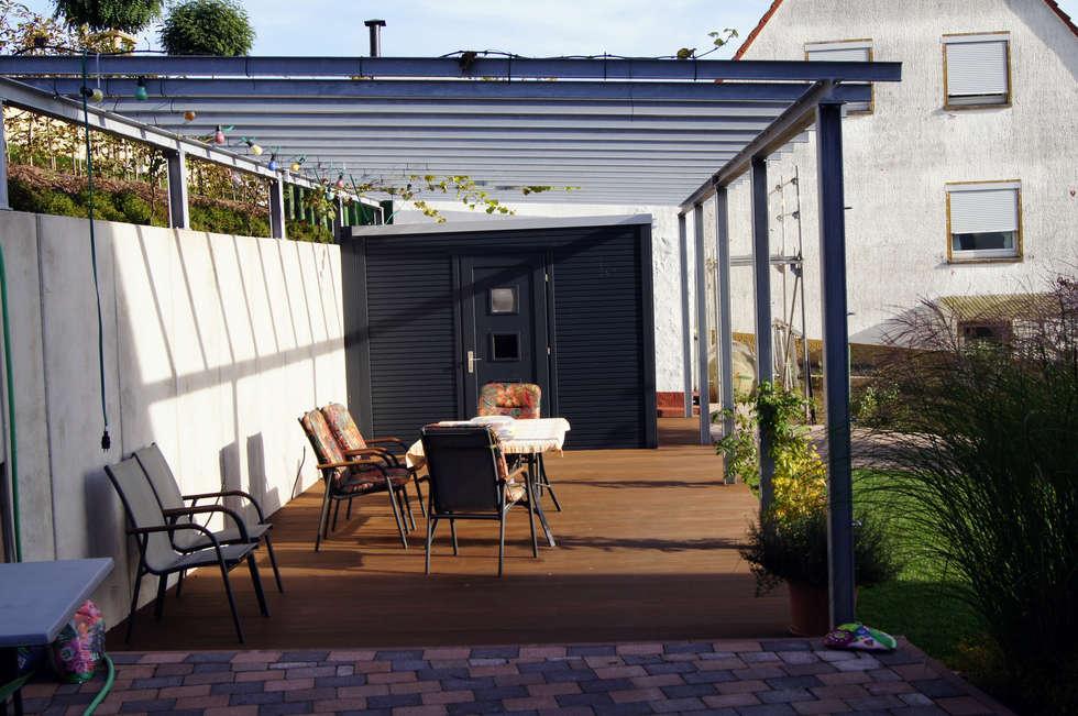 Gräsergarten Bilder wohnideen interior design einrichtungsideen bilder homify