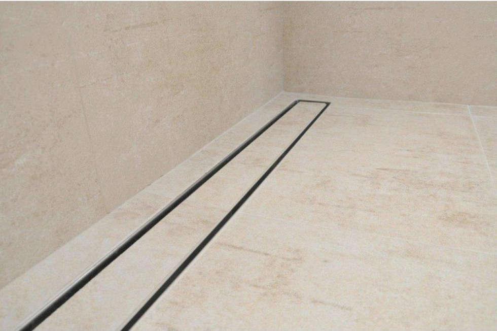 Idee arredamento casa interior design homify - Piatto doccia piastrellabile ...