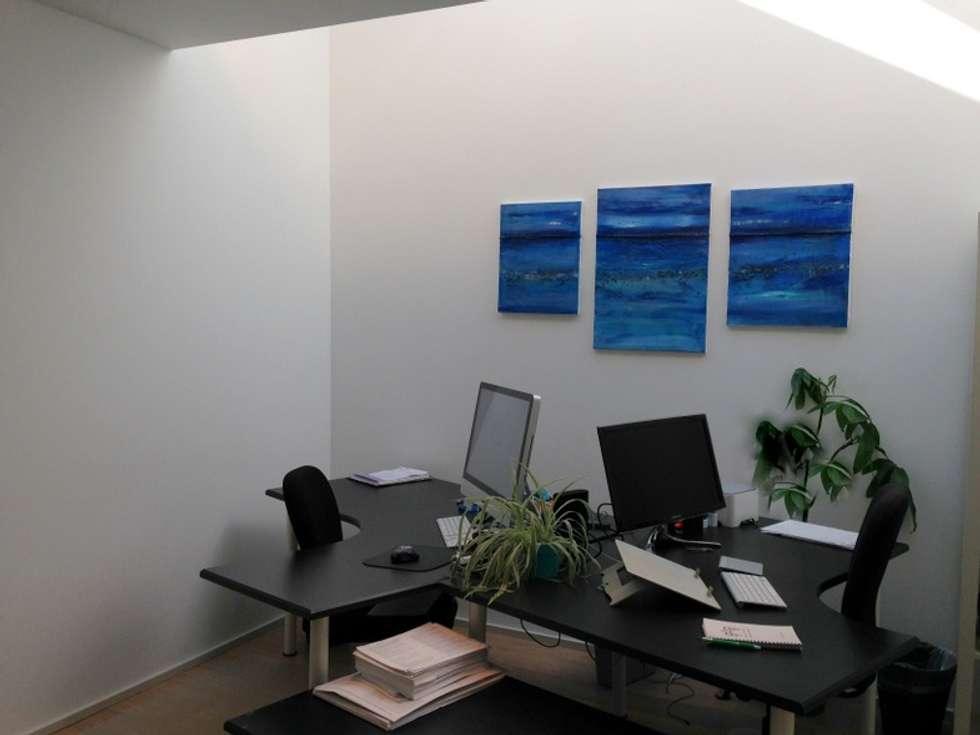 Bureau: Bureau de style de style Classique par Bureau d'Architectes Desmedt Purnelle