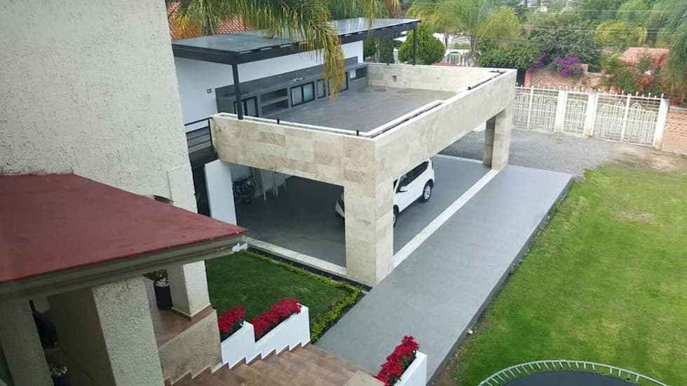 Ideas im genes y decoraci n de hogares homify for Casas sobre terrazas