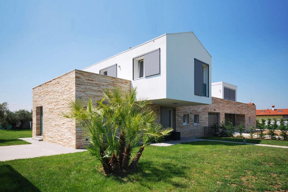 Casa b case in stile in stile minimalista di studio for Homify case