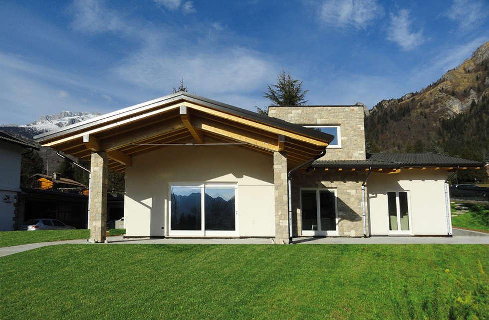Idee arredamento casa interior design homify - Idee case rustiche ...