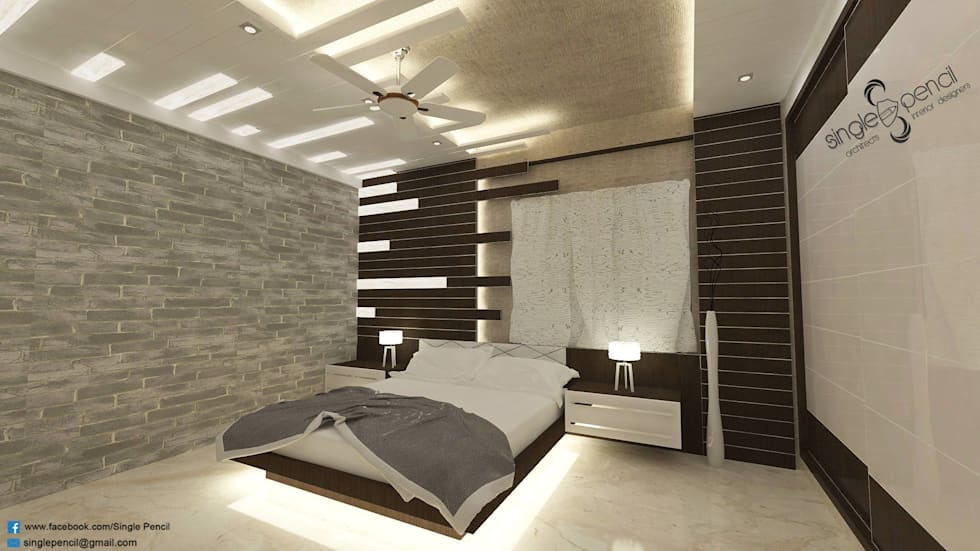 Interior design ideas inspiration pictures homify for Bedroom interiors for 10x12 room