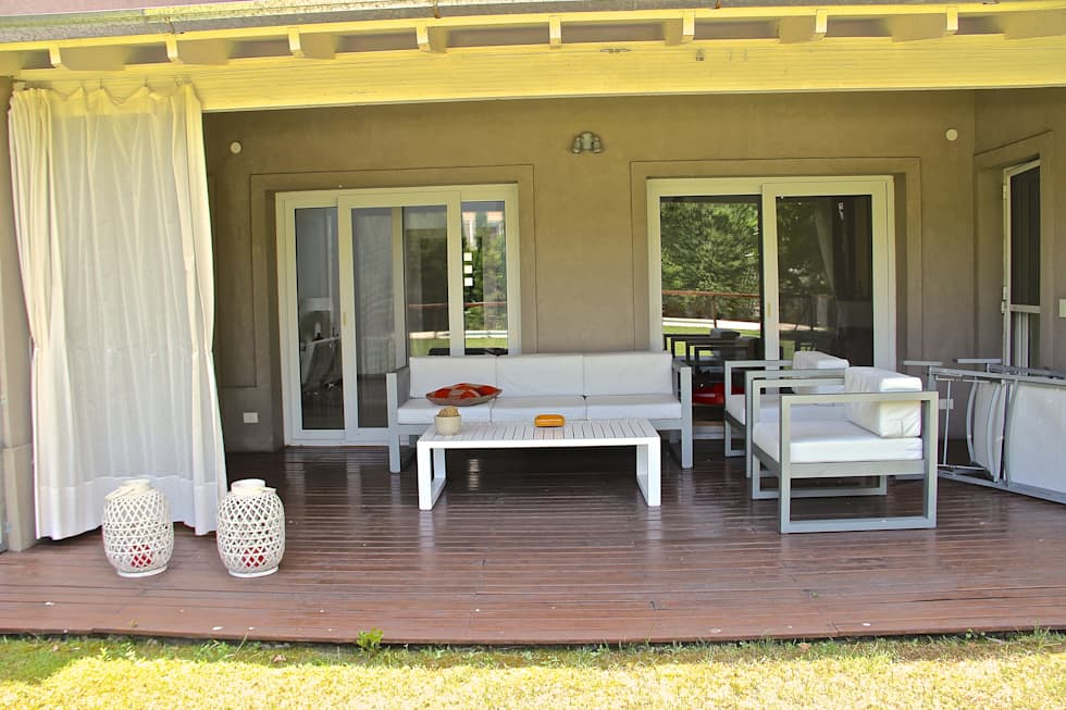 GALERIA HOME UP 1: Terrazas de estilo  por HOME UP