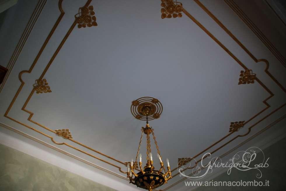 Idee arredamento casa interior design homify - Soffitti decorati ...