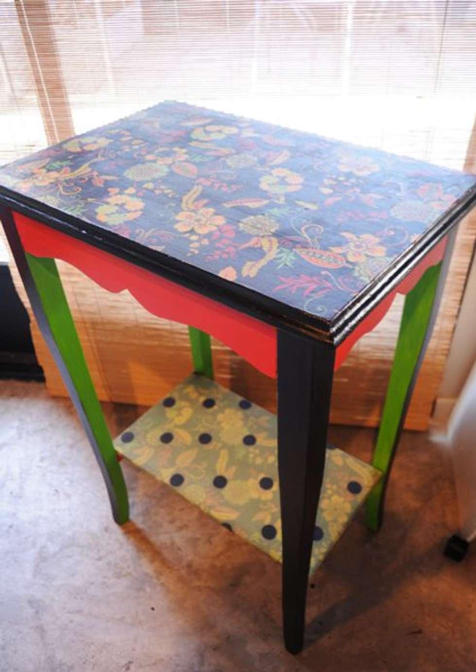 Fotos de decoraci n y dise o de interiores homify for Fotos muebles reciclados