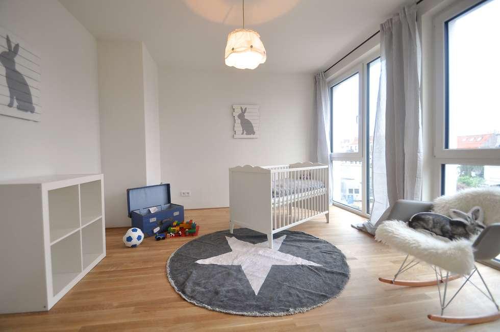 Skandinavische Kinderzimmer wohnideen interior design einrichtungsideen bilder homify