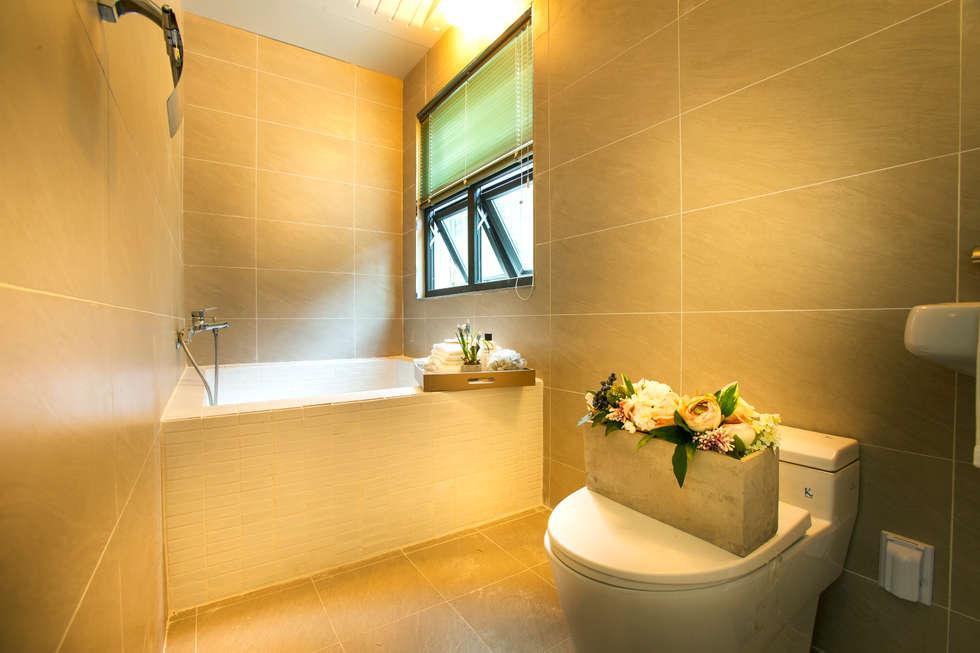김병만 한글주택 : 한글주택(주)의  화장실
