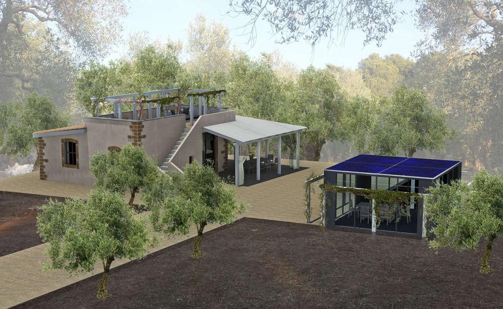 Idee arredamento casa interior design homify for Caratteristiche dell architettura in stile mediterraneo