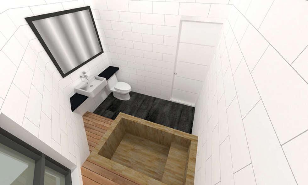 사ㅣ집 사이집, 새집 : 한글주택(주)의  화장실