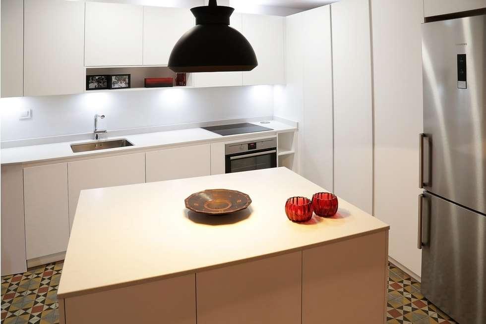 Fotos de decoraci n y dise o de interiores homify for Diseno de cocinas integrales en linea
