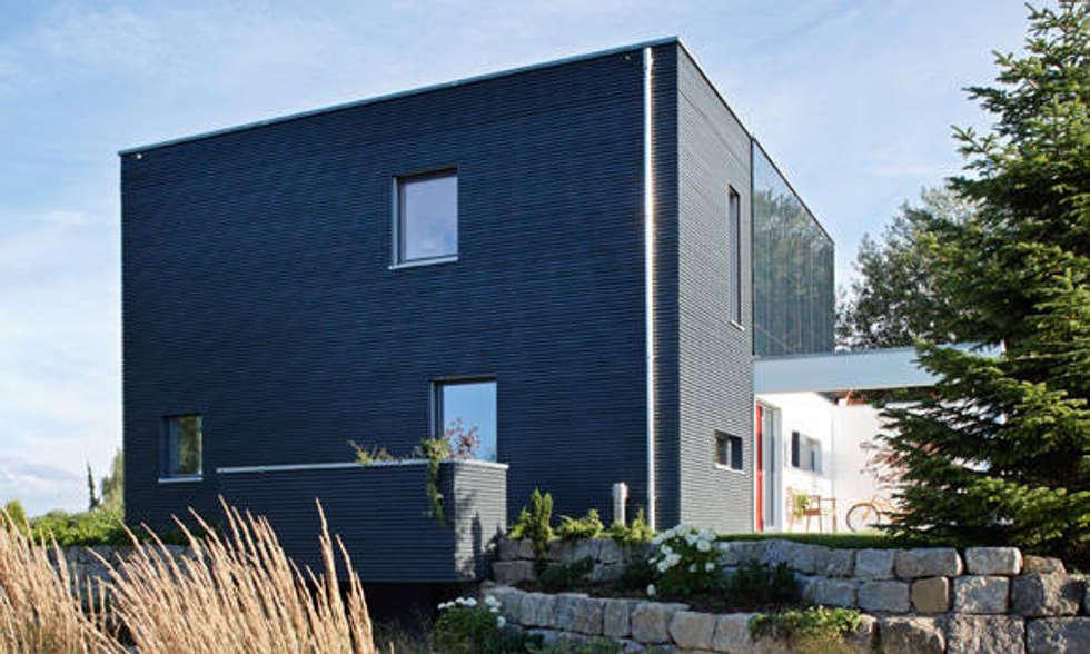 Schöner-wohnen haus außenansicht: moderne häuser von schwörerhaus ...