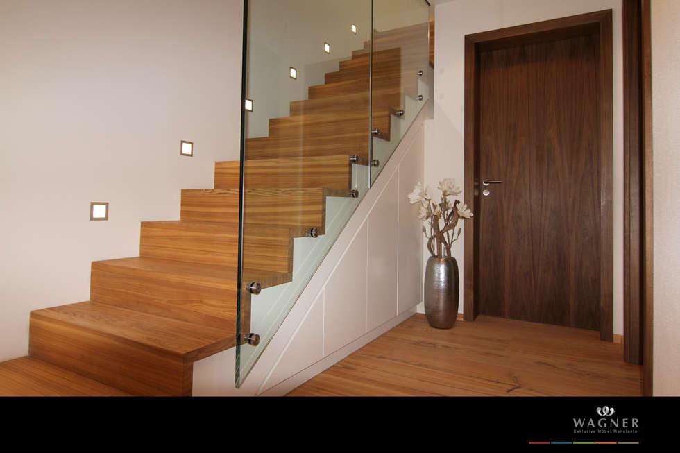 Möbelmanufaktur Wagner corridor, hallwaywagner möbel manufaktur | homify