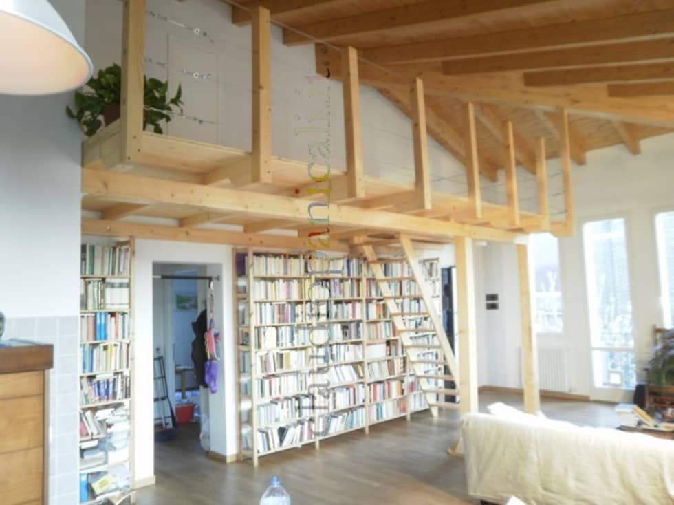Idee arredamento casa interior design homify for Quanto costruire un piccolo garage