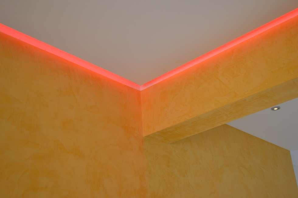 modern Living room by RenoBuild Algarve