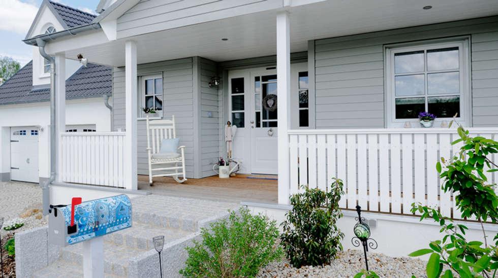 Amerikanische Terrasse wohnideen interior design einrichtungsideen bilder homify
