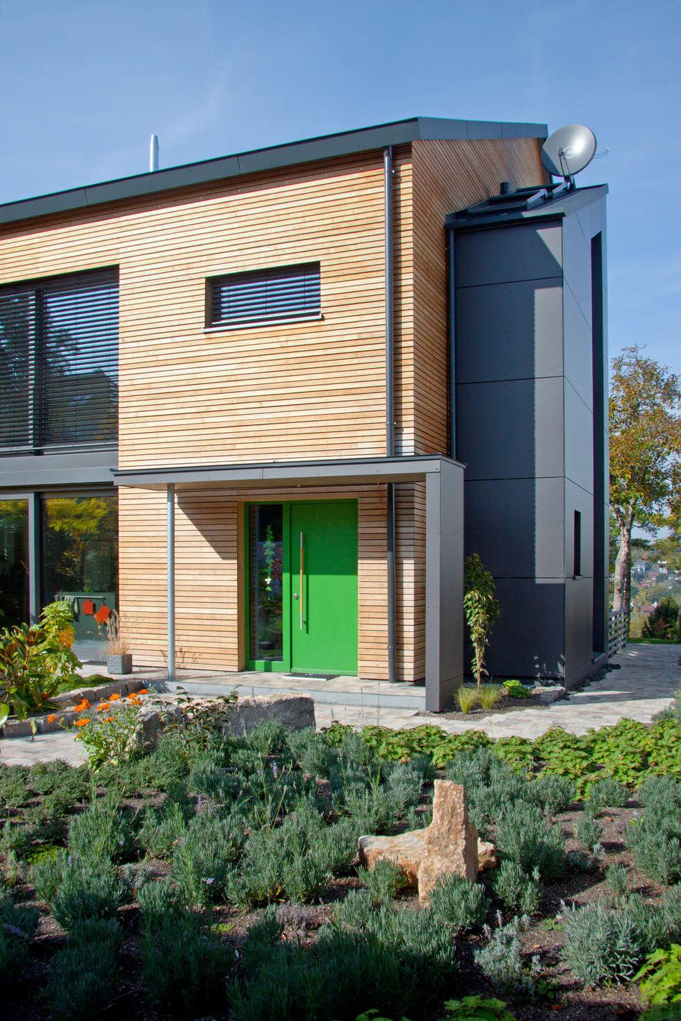 Brilliant Moderne Hauseingänge Ideen Von Eingang: Häuser Von Sigrun Gerst Architektur