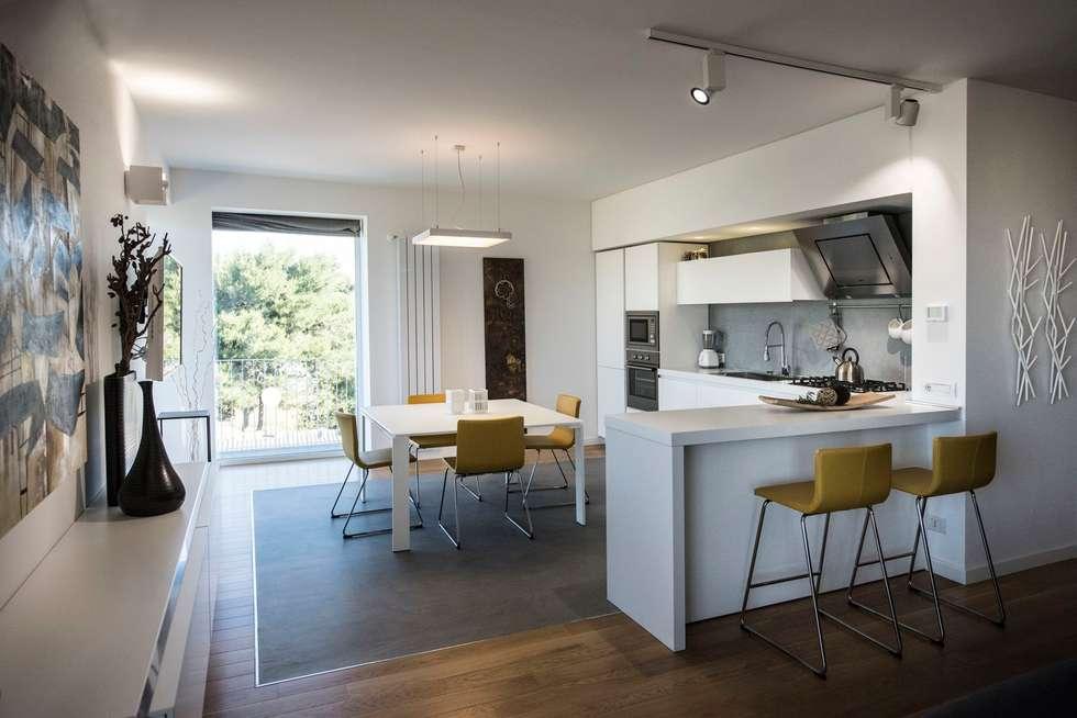 Idee arredamento casa interior design homify for Arredamento moderno economico