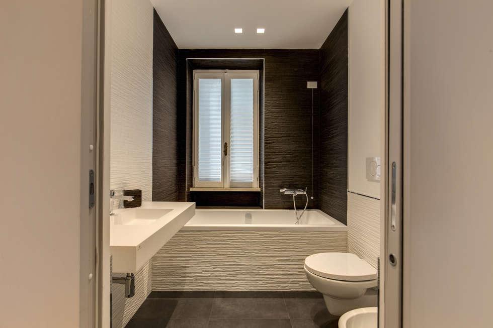 Idee arredamento casa interior design homify for Arredo bagno trieste