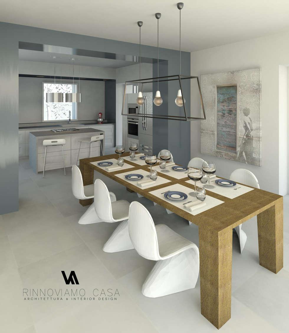 Idee arredamento casa interior design homify for Casa su due piani progetto