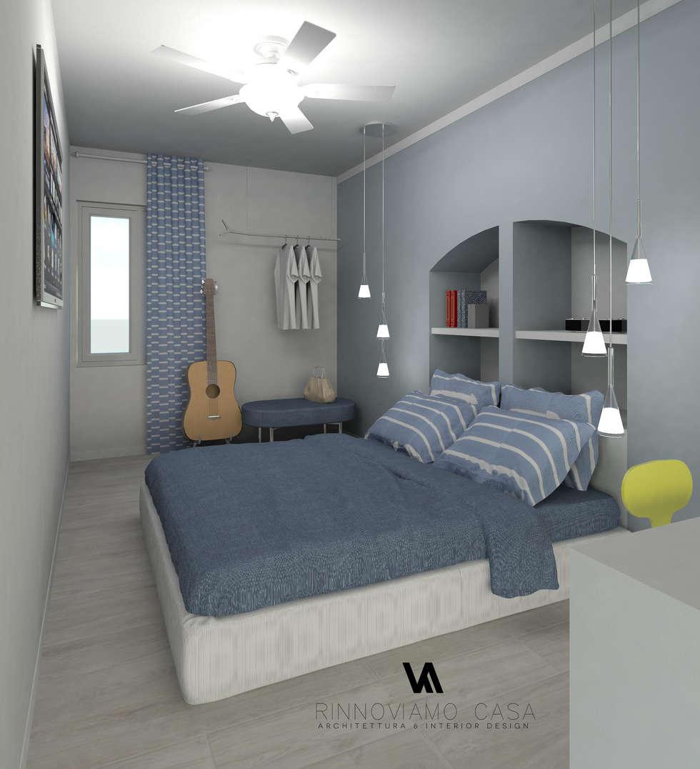 Casa su due piani progetto latest pianta del piano terra - Progetto camera ...