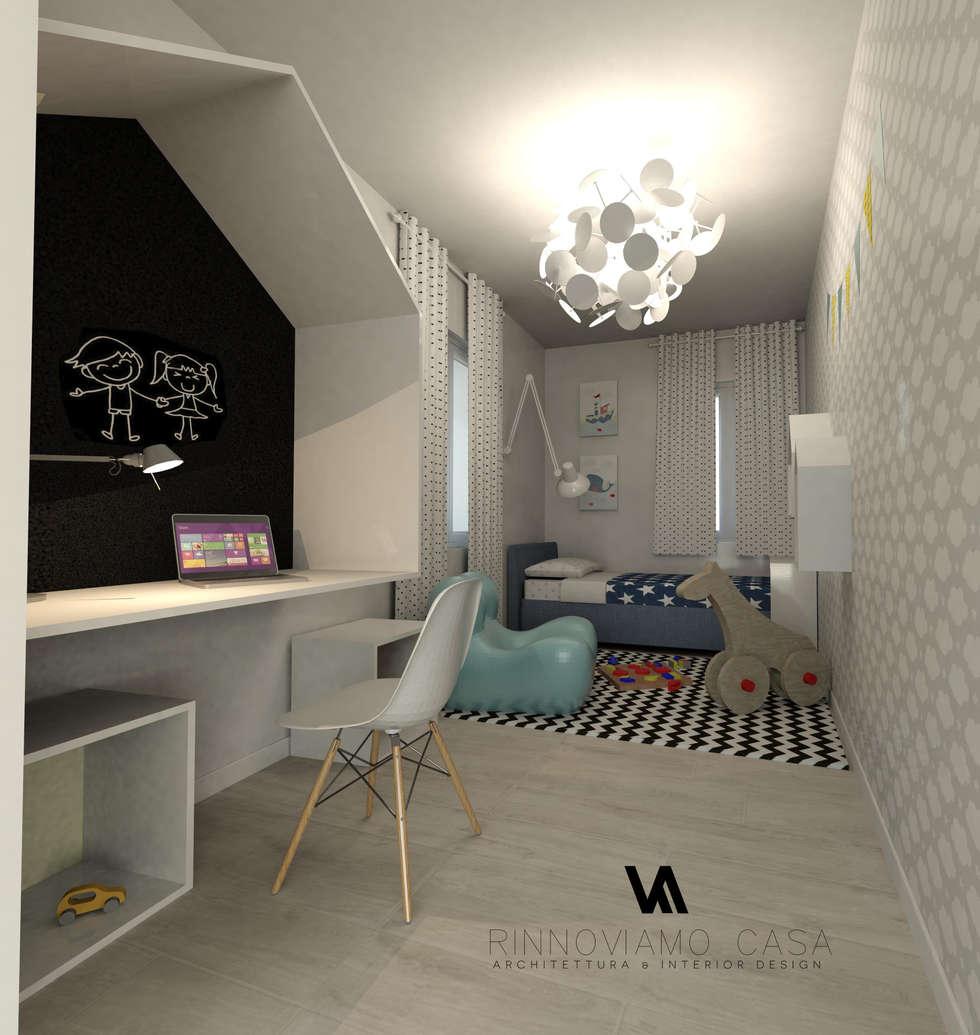 Progetto casa a due piani best villa su due piani con for Piani di casa con design loft