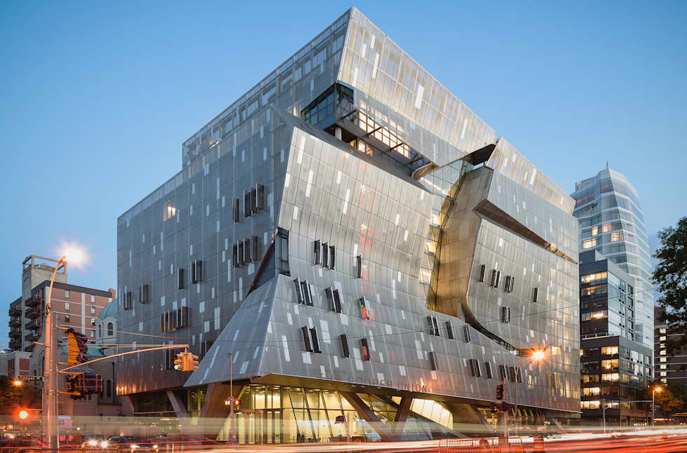 41 Cooper Square: Case in stile in stile Moderno di Alessio Forlano Architettura e Fotografia