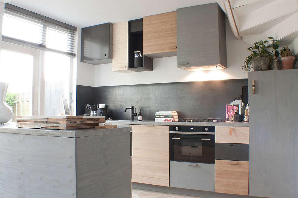 Design Keuken Groningen : Ideeën & inspiratie: fotos van verbouwingen homify