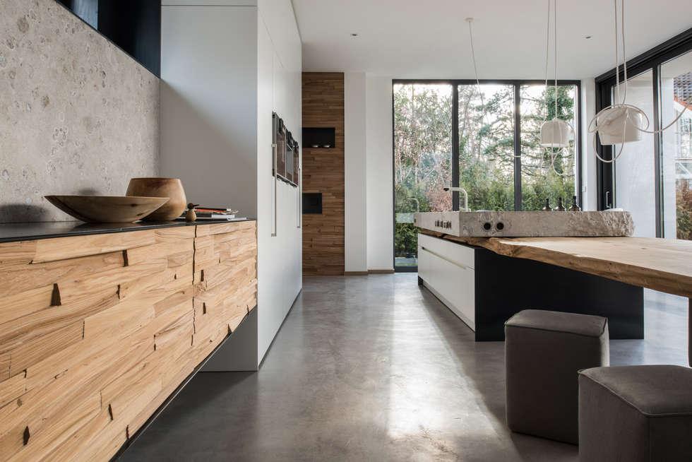 Küche Architektur wohnideen interior design einrichtungsideen bilder homify