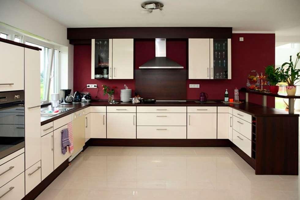 Cocina 2 cocinas de estilo moderno por fedgo homify for Cocina estilo moderno