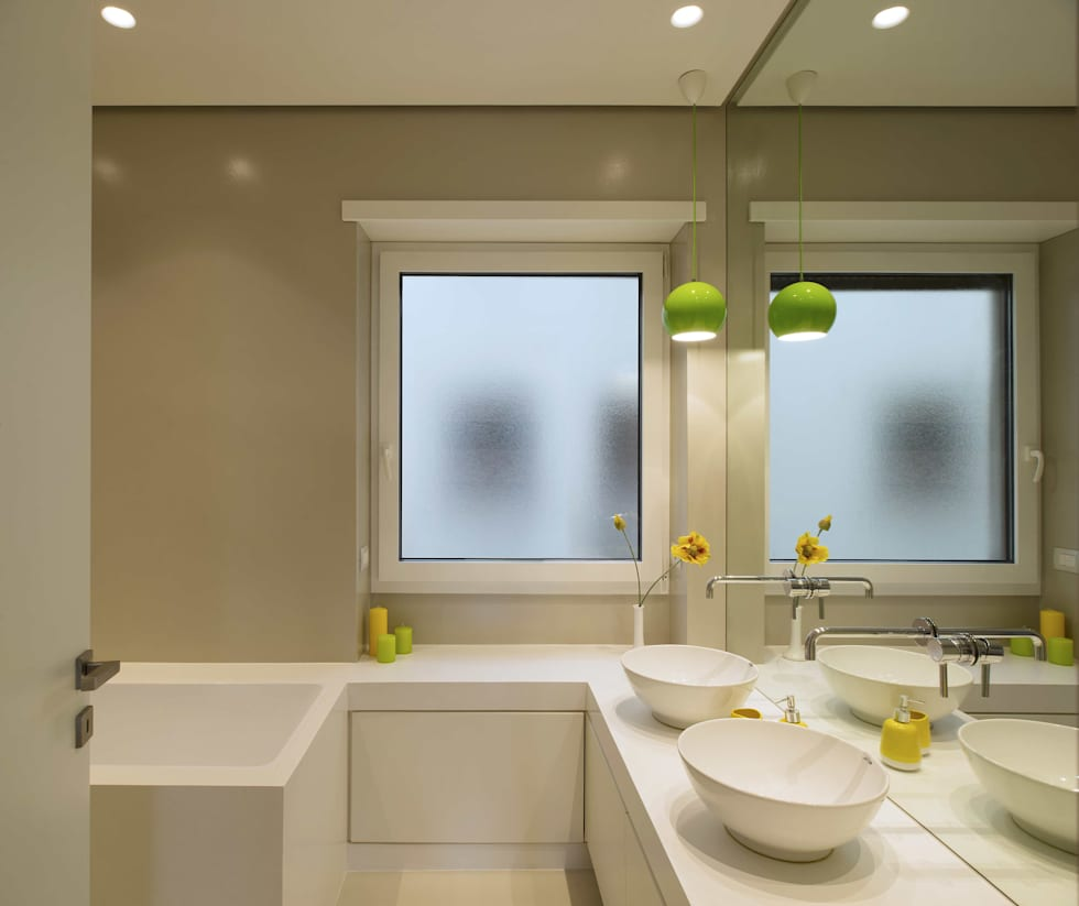 Idee arredamento casa interior design homify - Finestra su trastevere ...