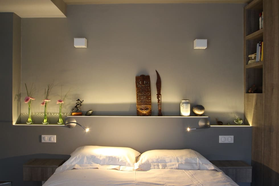 classic Bedroom by SA2L RENOVATIONS PRIVEES