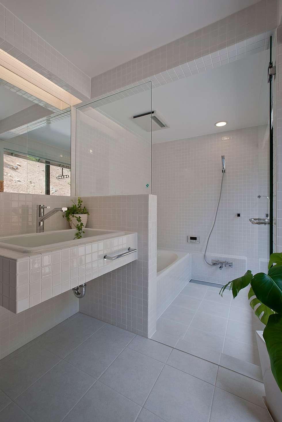浴室 by ATELIER N