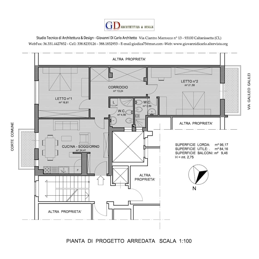 Idee arredamento casa interior design homify for Piani a 3 piani con garage sotto