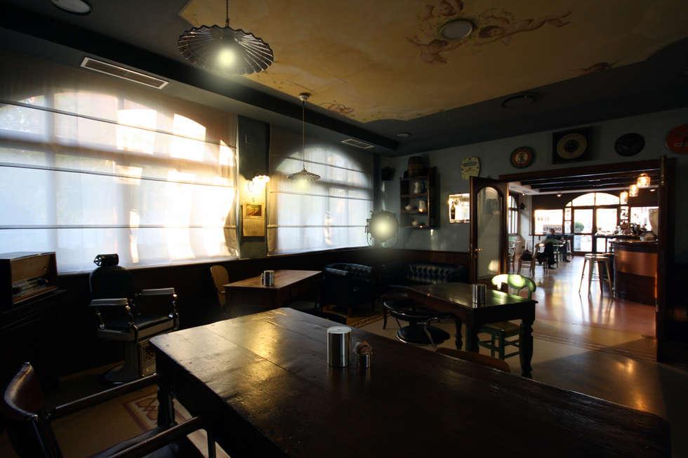 Arredamento Bar Stile Vintage : Arredo bar e ristoranti archivi intersystem group progettazione
