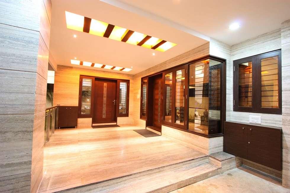 verandah lighting. Verandah: Terrace By Ansari Architects Verandah Lighting