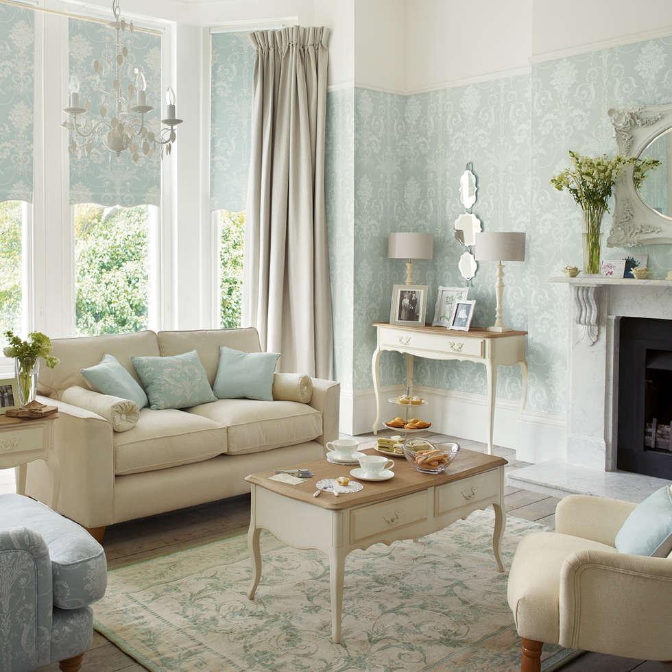 Fotos de decoraci n y dise o de interiores homify - Decorar salon clasico ...