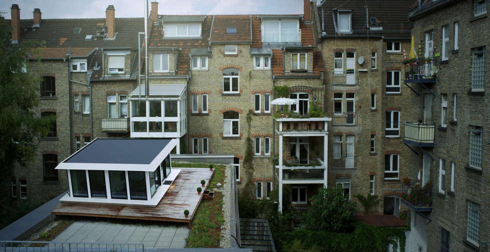 Design Kleinhaus Modell 1: Moderne Häuser Von Raumwerk
