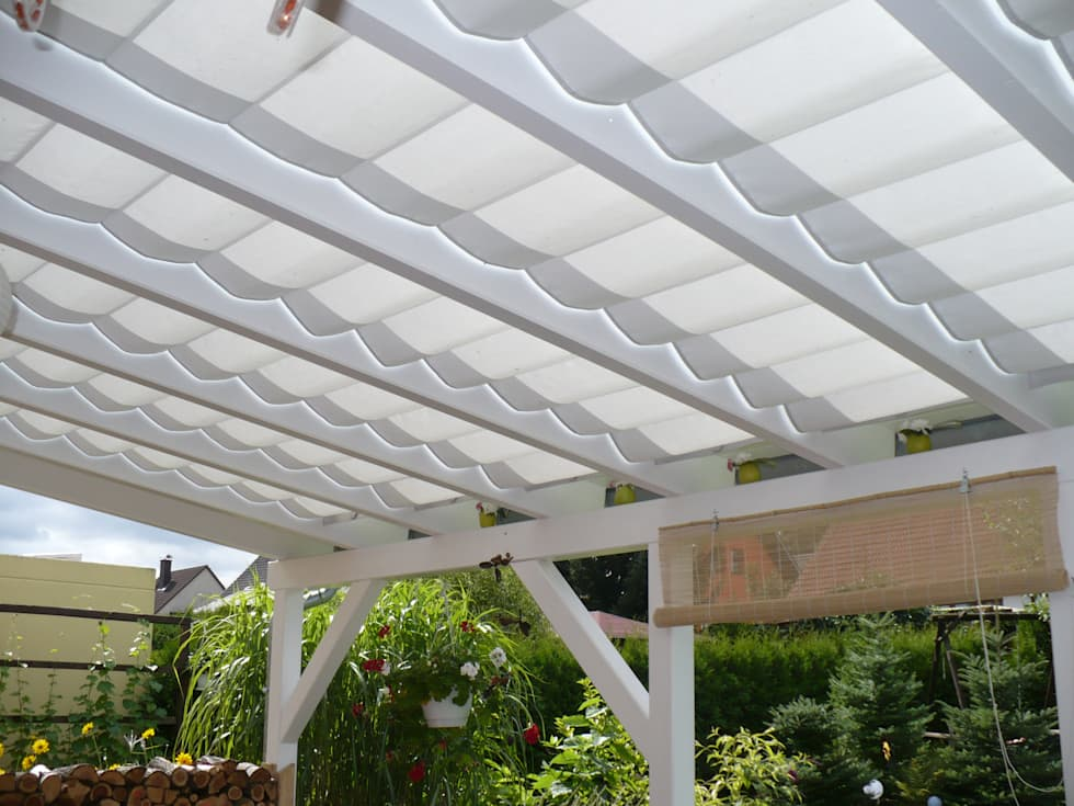 Interior design ideas architecture and renovating photos for Toldos para patios