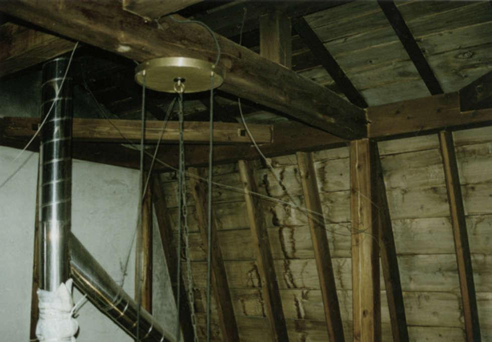 以前の内部: atelier mが手掛けた寝室です。
