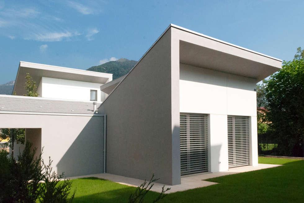 Idee arredamento casa interior design homify - Progetto di casa moderna ...